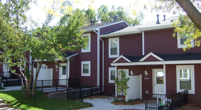 Cedar Hills Townhomes In Minnetonka Minnesota