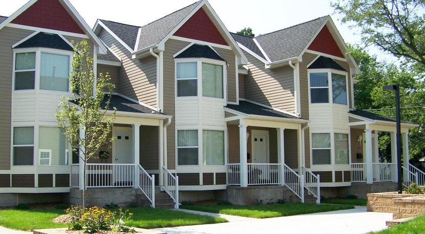 Whittier Townhomes in Minneapolis Minnesota